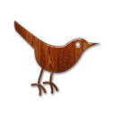 Sn, bird, twitter, Social, Animal, social network Black icon