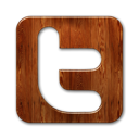 social network, twitter, Logo, Social, square, Sn SaddleBrown icon