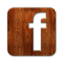square, Facebook, Sn, Social, Logo, social network SaddleBrown icon