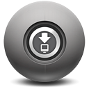 Downloads DarkSlateGray icon