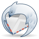 Thunderbird Gainsboro icon