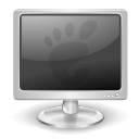 Client, Gnome DarkSlateGray icon