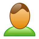 member, male, Man, Human, Account, people, profile, person, user SandyBrown icon