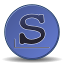 Slackware SteelBlue icon