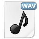 Wav WhiteSmoke icon