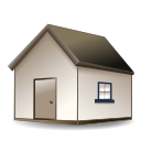 house, kfm, Alt, Home, homepage, Building DimGray icon