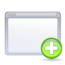 window, new WhiteSmoke icon