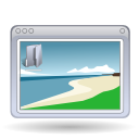 image gallery CadetBlue icon