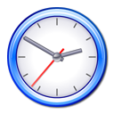 Alarm, time, Clock, alarm clock, history WhiteSmoke icon