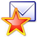 Thunderbird, envelop, Email, Message, mozilla, Letter, mail Black icon