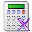 Xcalc Gainsboro icon