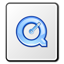 Apple, quicktime WhiteSmoke icon