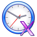 Xclock WhiteSmoke icon