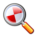 seek, kappfinder, magnifying glass, search, Find, zoom Black icon