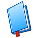 Kdict LightSkyBlue icon