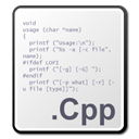 Cpp, Source WhiteSmoke icon