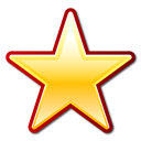 bookmark, Favourite, star, Services Black icon