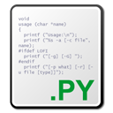 Py, Source WhiteSmoke icon