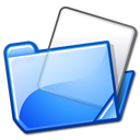 Folder DodgerBlue icon
