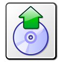 cd image WhiteSmoke icon