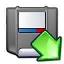 mount, Zip Gray icon