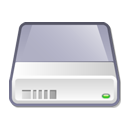 kcmdevices, disc, save, Disk Silver icon