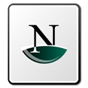 File, Netscape, paper, Doc, document WhiteSmoke icon