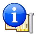 Hwinfo DodgerBlue icon