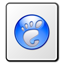 about, Info, Gnome, App, Information WhiteSmoke icon