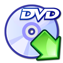 mount, Dvd, disc Lavender icon
