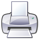 printer, Print Lavender icon
