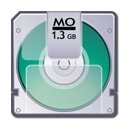 unmount Silver icon