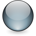 Draw, paint, Sphere, stock, Ball, Painting Silver icon