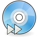 Audio, Gnome, Cdrom, Dev Black icon