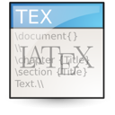 Text, Tex, File, document Linen icon