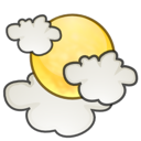 weather, sun, Application, climate, Cloud, science Black icon