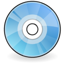 Cd, save, disc, Disk, Gnome SkyBlue icon