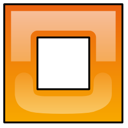 Supported, Application SandyBrown icon