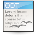 Oasis, Text, File, Application, document, open document Linen icon
