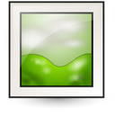 Application, Gnome, killustrator, mime Linen icon