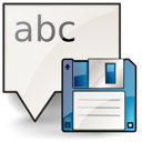 save, paper, As, File, save as, document Linen icon