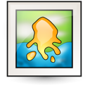 Application, graphics Linen icon