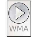 Wma, Audio, Ms Icon