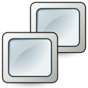 netstatus, Idle, Gnome LightGray icon