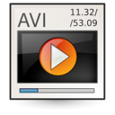 msvideo, video Linen icon