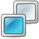 netstatus, Gnome, tx Black icon