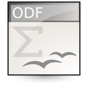 Application, Formula, open document, Oasis Linen icon