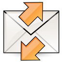 Email, Letter, All, Response, Message, envelop, reply, mail Linen icon