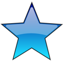 star, Installation, Favourite, bookmark, App, Gnome, setup, Install Black icon