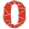 Opera, med, Browser Firebrick icon
